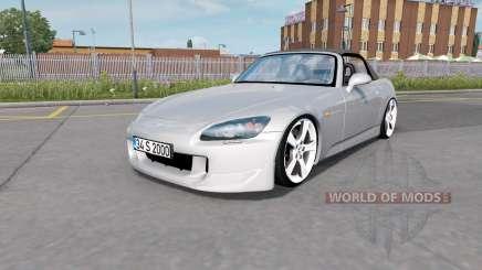 Honda S2000 (AP2) 200Ꝝ für Euro Truck Simulator 2