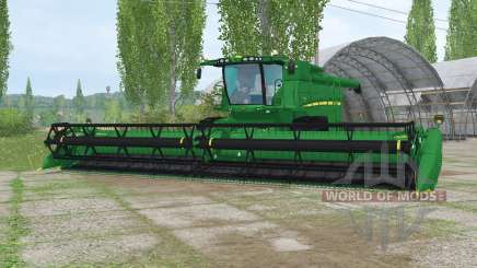 John Deere S6৪0 für Farming Simulator 2015