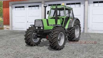 Deutz DX 1ꝝ0 pour Farming Simulator 2017