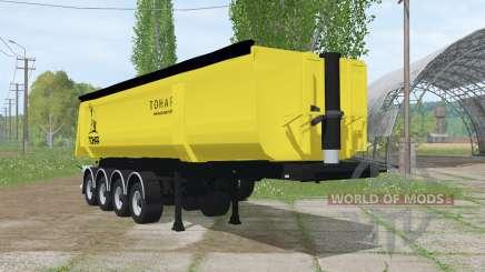 Tonar 9523Ꝝ für Farming Simulator 2015