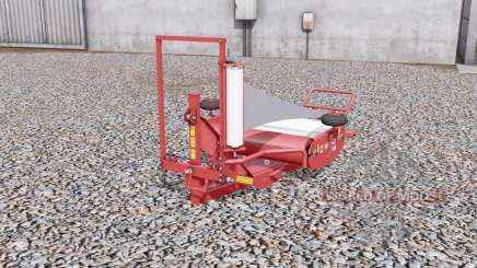 Metal-Fach Z560 pour Farming Simulator 2017