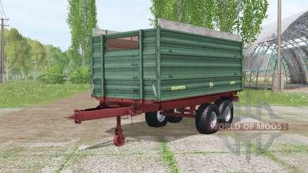Brantner TA 11045 XXL für Farming Simulator 2015