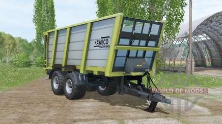 Kaweco Pullbox 8000Ɦ für Farming Simulator 2015