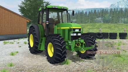 John Deerⱸ 6610 pour Farming Simulator 2013