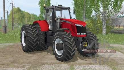 Massey Ferguson 7622 Dynⱥ-6 pour Farming Simulator 2015