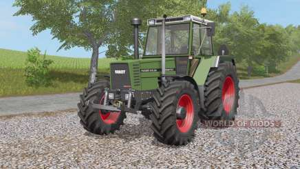 Fendt Favorit 610 LSA Turbomatik Є für Farming Simulator 2017