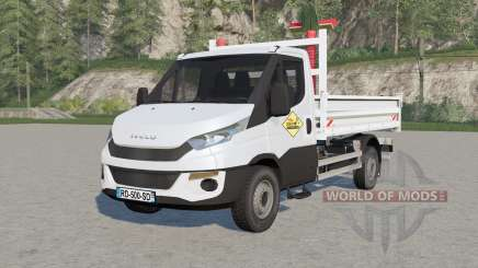 Iveco Daily Chassis Cab fixed für Farming Simulator 2017