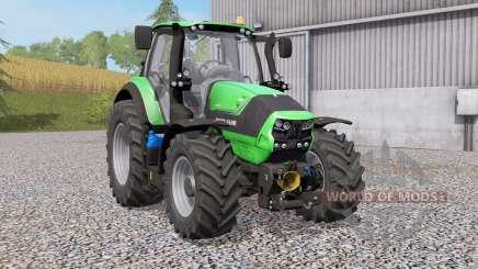 Deutz-Fahr 6190 TTV Agrotron pour Farming Simulator 2017