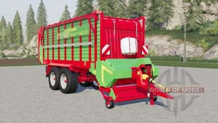 Strautmann Tera-Vitesse CFS 4601 DꝊ pour Farming Simulator 2017