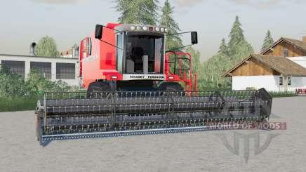 Massey Ferguson 32 Advanced für Farming Simulator 2017