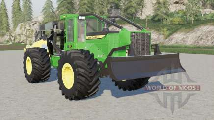 John Deere 948L-II winch für Farming Simulator 2017