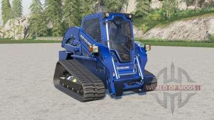 New Holland C232 custom pour Farming Simulator 2017