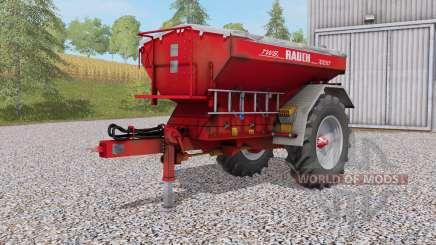 Rauch TWꞨ 7000 pour Farming Simulator 2017