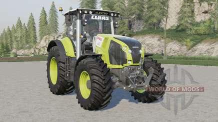 Claas Axioꞥ 800 pour Farming Simulator 2017