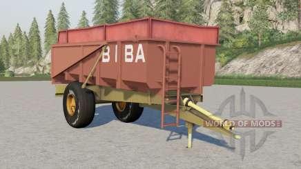 Biba 10T für Farming Simulator 2017
