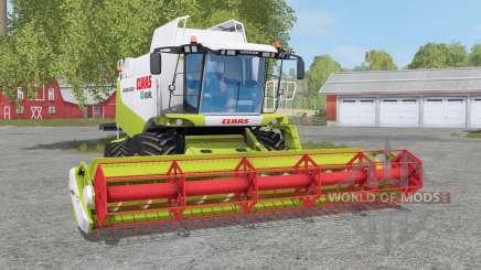 Claas Lexion 5ⴝ0 für Farming Simulator 2017