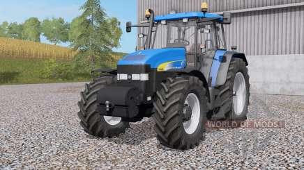 New Holland TM175 et TⱮ190 pour Farming Simulator 2017