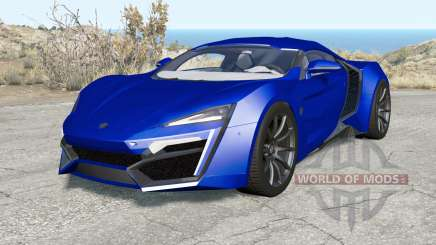 Lykan HyperSport 2014 pour BeamNG Drive