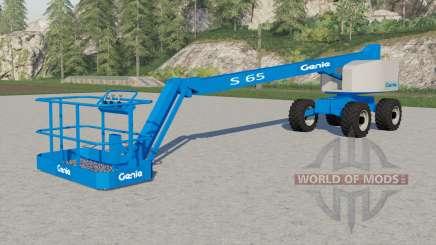 Genie S-65 pour Farming Simulator 2017