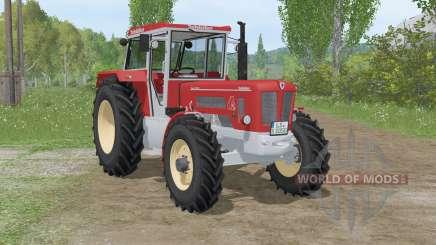 Schluter Super 1050 Ꝟ pour Farming Simulator 2015