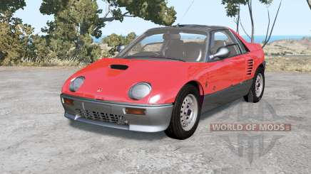 Autozam AZ-1 (PG6SA) 1992 pour BeamNG Drive