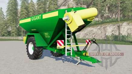 ZDT Gigant für Farming Simulator 2017