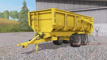 Maitre dump trailer für Farming Simulator 2017