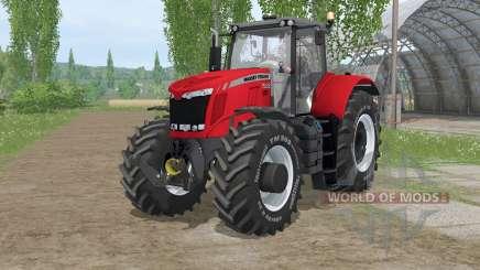 Massey Ferguson 7622 Dynᶏ-6 pour Farming Simulator 2015