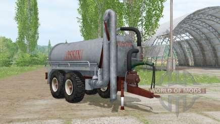 Bossini B2 140 für Farming Simulator 2015