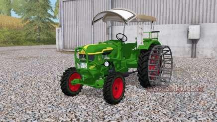 Deutz D 40Ȿ pour Farming Simulator 2017