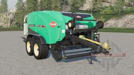 Kuhn FBP 3135 adjustable capacity pour Farming Simulator 2017