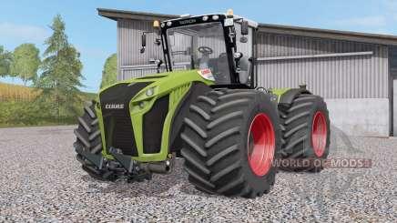 Claas Xerion 4000〡4500〡5000 Traʗ VC für Farming Simulator 2017