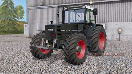 Fendt Farmer 310 LSA Turbomatik Black Beaut pour Farming Simulator 2017
