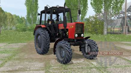MTH-82.1 Belarꭚs für Farming Simulator 2015