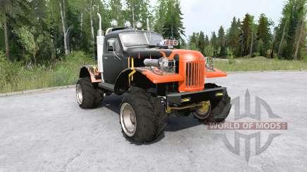 Sil-157 Geländewagen für MudRunner