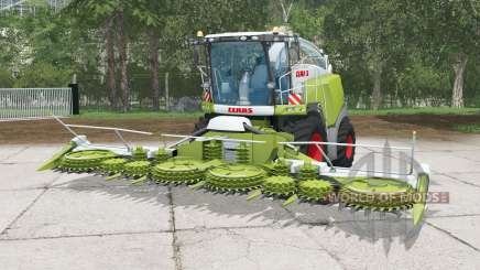 Claas Jaguar 9৪0 für Farming Simulator 2015