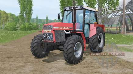 Zetor 16145 Turbo pour Farming Simulator 2015