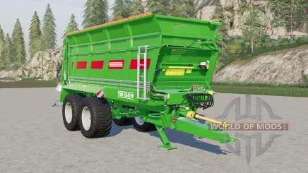 Bergmann TSW 6240 W für Farming Simulator 2017