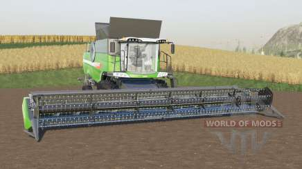 Fendt 9490 X pour Farming Simulator 2017