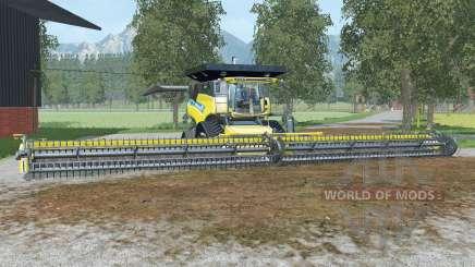 New Holland CR10.୨0 pour Farming Simulator 2015