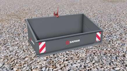 Saphir TL 200 pour Farming Simulator 2017
