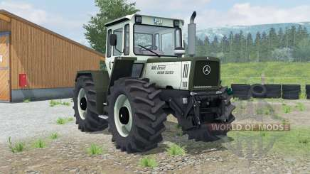 Mercedes-Benz Trac 1600 Turbꝋ pour Farming Simulator 2013