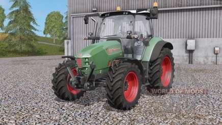 Hurlimann XM 110 & 130 T4i V-Drive für Farming Simulator 2017