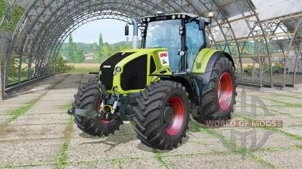 Claas Axioƞ 950 für Farming Simulator 2015