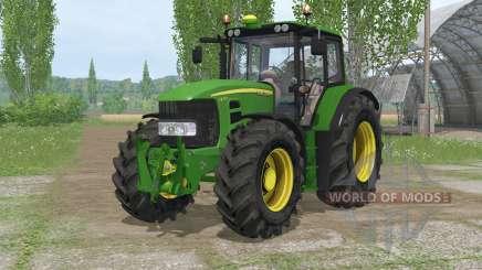 John Deere 7430 Premiuᶆ pour Farming Simulator 2015