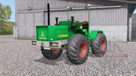 Deutz D 16006 Ⱥ pour Farming Simulator 2017
