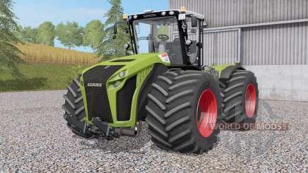 Claas Xerion 4000〡4500〡5000 Traꞇ VC für Farming Simulator 2017