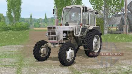 MTH-80 Belaruꞇ für Farming Simulator 2015