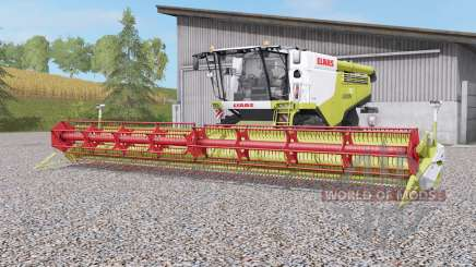 Claas Lexioɳ 700 für Farming Simulator 2017
