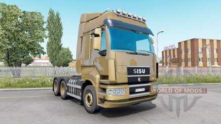 Sisu Rⴝ00 pour Euro Truck Simulator 2